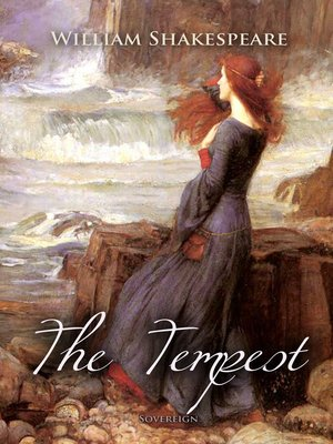 cover image of The Tempest